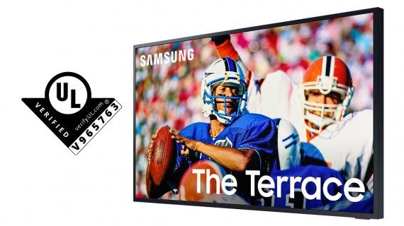 The Terrace: Aceste TV-uri de la Samsung sunt create special pentru exterior