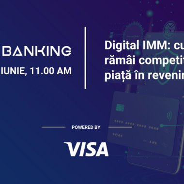 Digital IMM: Pregătește-ți compania pentru concurența din era digitală