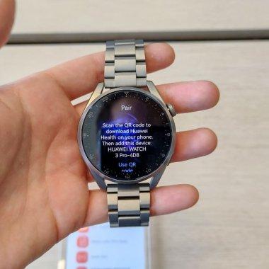Huawei prezintă noile sale smartwatch-uri pe piață. Urmează tablete și monitoare