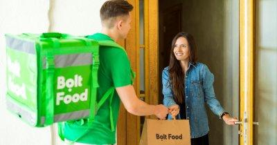 Bolt Food se extinde în al patrulea oraș din România. Disponibil în Timișoara