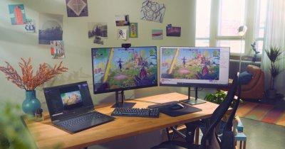 HP lansează o nouă gamă de laptopuri performante pentru gameri și profesioniști