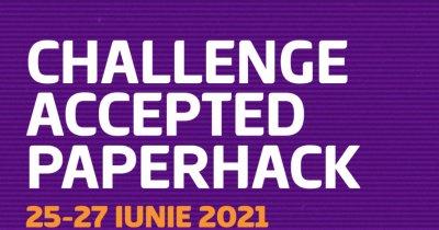 Challenge Accepted 2021: echipele fac prototipuri de apps funcționale pentru stat