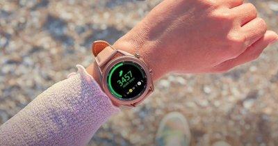 Samsung a prezentat interfața de smartwatch creată în alianță cu Google - One UI