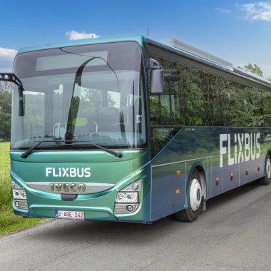 FlixBus lansează primele autocare alimentate cu biogaz pe rute internaționale