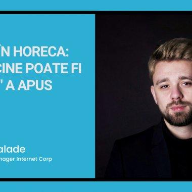 """Suspine în HoReCa: Era """"oricine poate fi înlocuit"""" a apus"""