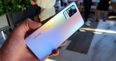 vivo S21 5G: Cel mai bun smartphone pentru selfie-uri, lansat oficial în România