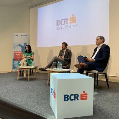 BCR lansează un credit pentru studenți, dar și pentru ONG-uri și recalificare