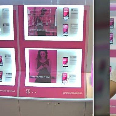 Telekom Romania lansează Live shop, magazin cu agent dedicat clienților