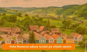 Hola Romania: tinerii care duc turiștii pe ulițele satelor românești
