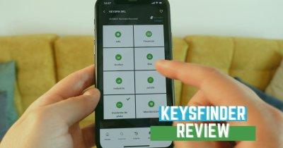 REVIEW KeysFinder, aplicația de unde afli totul despre partenerii de afaceri