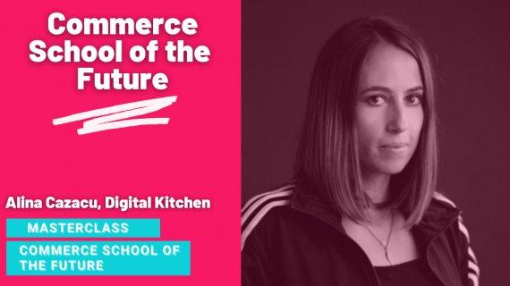 Masterclass Commerce School of the Future - Go to Market și cum externalizezi?