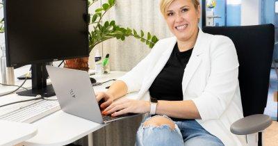 Irina Scarlat (former Revolut) becomes Chief Growth Officer for Bitpanda