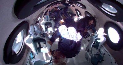 Richard Branson și Virgin Galactic deschid era turismului spațial