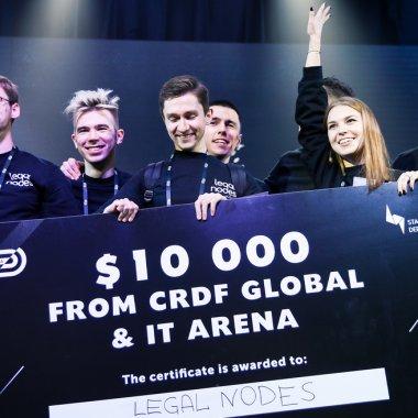 IT Arena (Ucraina) caută echipe pentru Startup Competition 2021