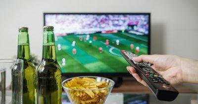 Berea și pufuleții, cele mai comandate produse în timpul EURO 2020 pe Glovo