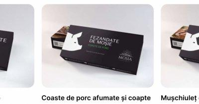 """""""Moșierii"""" de la Corbeanca duc mâncarea mai aproape de consumatori cu Fezandate"""
