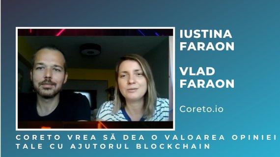🎥 Coreto: românii care cântăresc valoarea unei opinii prin blockchain