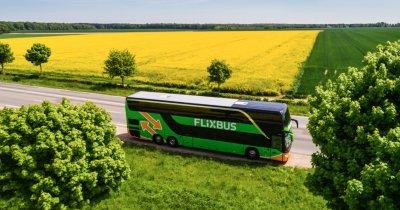 FlixBus, dezvoltare în România: linii spre litoralul din Bulgaria