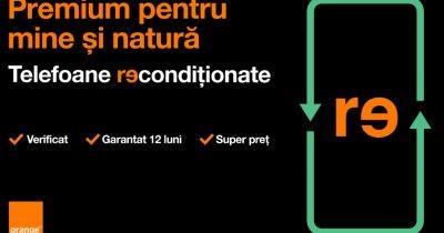 Startup-ul Recommerce duce smartphone-uri recondiționate în oferta Orange