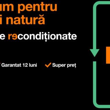 Orange works with Recommerce to add refurbished premium smartphones in its portfolio