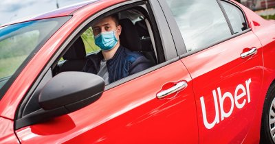 Uber se extinde în România și unește Galațiul de Brăila