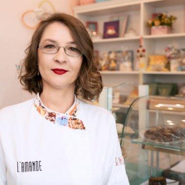 Franciză cu deserturi: L'Amande se extinde în Bacău cu 50.000 de euro investiție