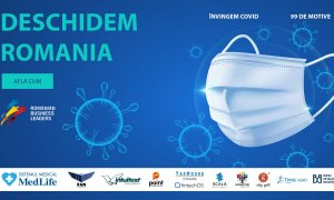 Antreprenorii din România lansează campania de promovare a vaccinării