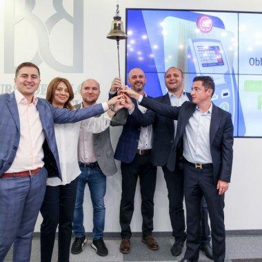 ZebraPay listează obligațiuni de 3 milioane de euro la Bursa de Valori