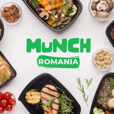 Munch, aplicația care combate risipa de mâncare, lansată și în România