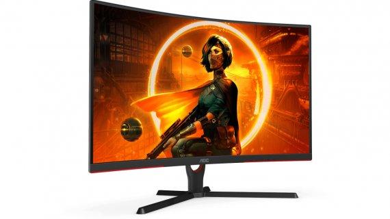 AOC lansează monitoare cu 165 Hz și diferite rezoluții pentru gaming
