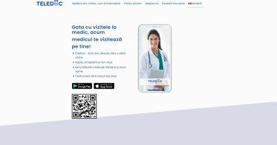Startup-ul austriac, TeleDoc, lansează o aplicație de telemedicină în România