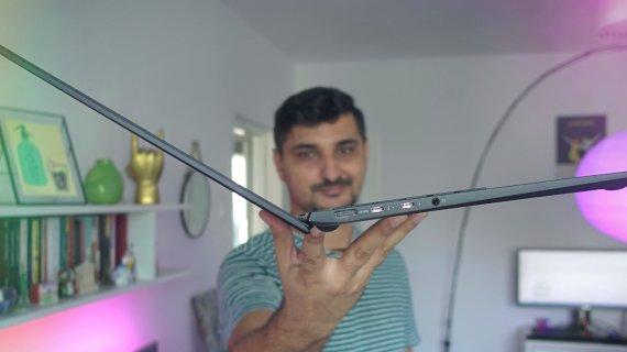 Review LG Gram 16 (2021) - un laptop ca un fulg
