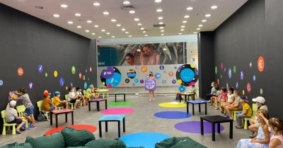 Școala de Bani: ateliere de educație financiară în mall-uri&spații de coworking