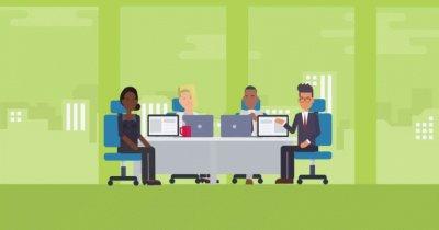 Cerere pentru e-learning: The e-Learning Company, plus de 60% în primele 6 luni din 2021