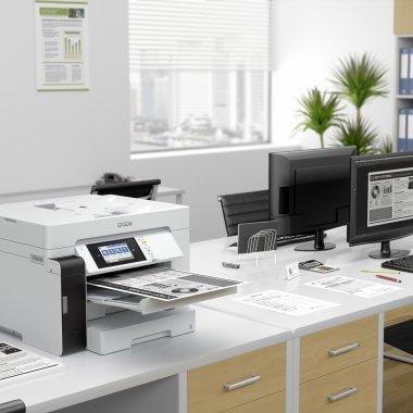 Epson lansează noi modele de imprimante EcoTank business A3