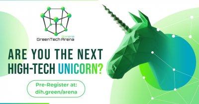 Competiția GreenTech Arena: ajutor pentru crearea următorului unicorn românesc