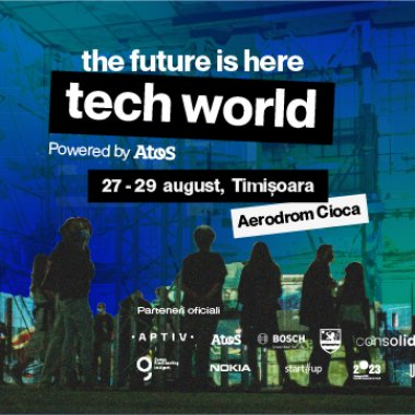 FLIGHT Festival 2021: experiențe video, VR și AR la la Tech World powered by ATOS