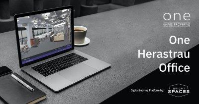 Bright Spaces digitalizează tot portfoliul office al One United Properties