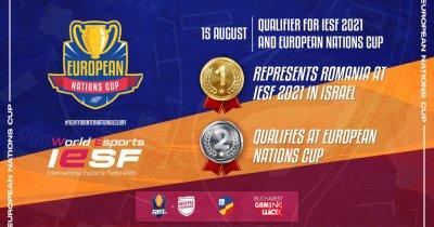 European Nations Cup, competiție importantă de CS:GO, organizată în România