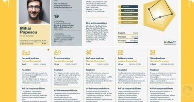 Reedact, platforma unde structurezi CV-ul într-o pagină cu accent pe abilități