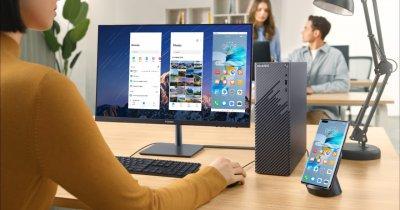 HUAWEI MateStation S este un PC desktop pentru productivitate