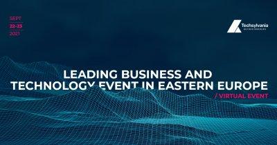 Techsylvania 2021 - speakeri de la Lime, Stack Overflow și eBay