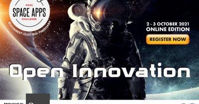 NASA Space Apps Challenge: hackathonul pentru idei ce rezolvă problemele viitorului