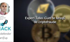 #NOHACK Expert Talks - Cum să te ferești de oamenii răi ai criptofraudelor?