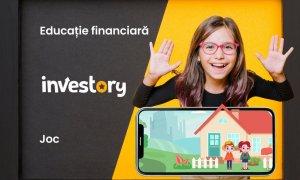 Investory: Startupul românesc care îi învață pe copii despre economii și taxe