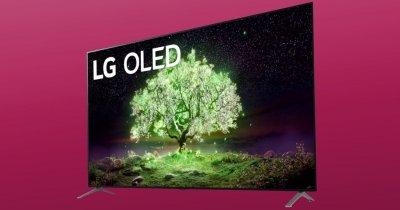 LG OLED A1 - un televizor OLED de buget pentru cinefili