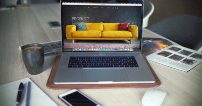 Studiu: magazinul online, plasă de siguranță pentru proprietarii de magazine fizice
