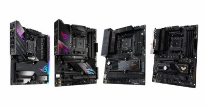 ASUS a lansat patru plăci de bază noi cu chipset X570 cu răcire pasivă