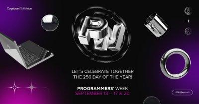 Cognizant Softvision anunță Programmers' Week 2021: Speakeri de renume