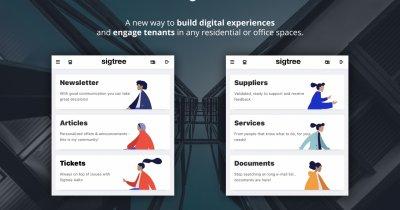 Platforma marketplace Sigtree pentru imobiliare caută investiție 500.000 de euro